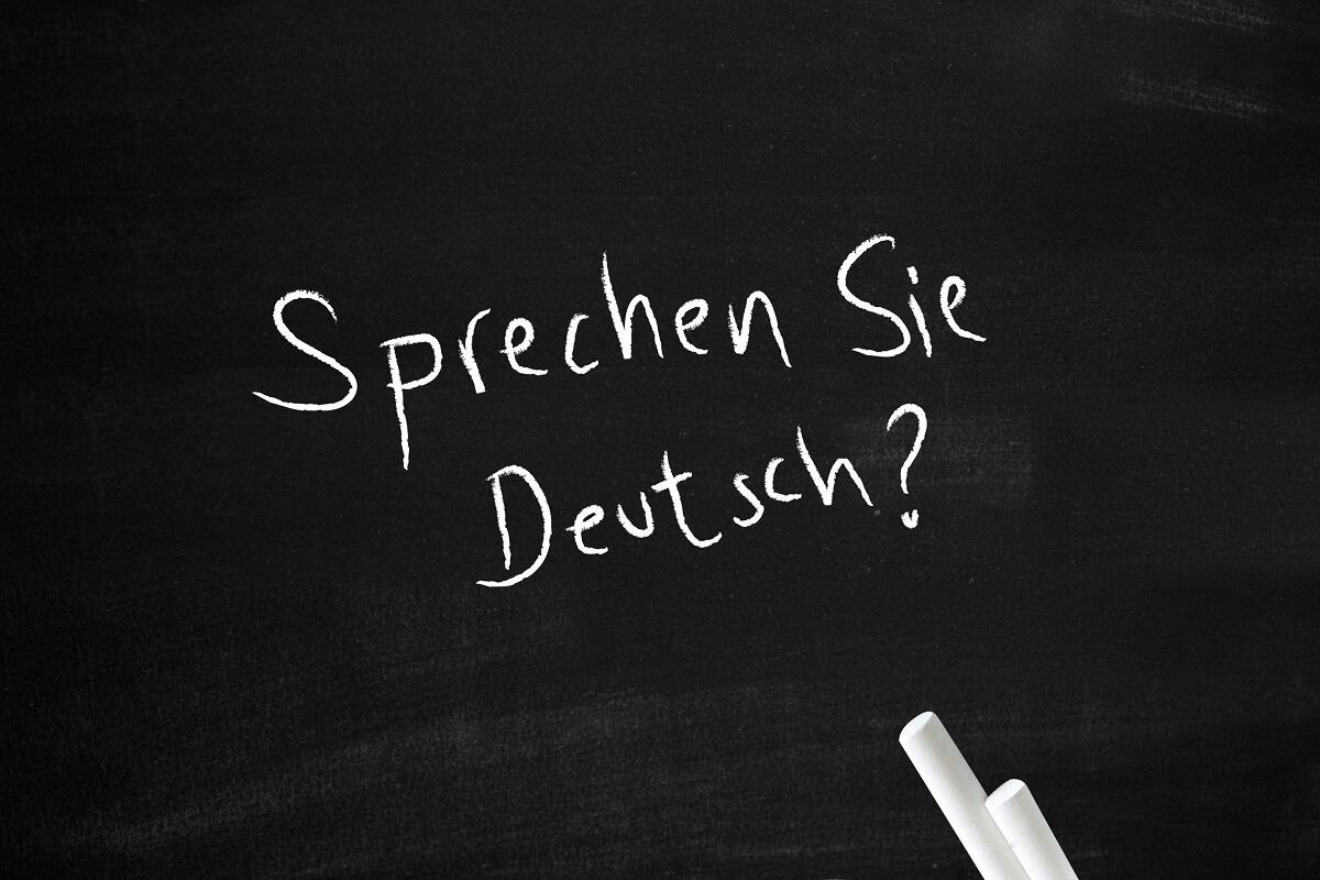 język obowiązujący na terenie Niemiec